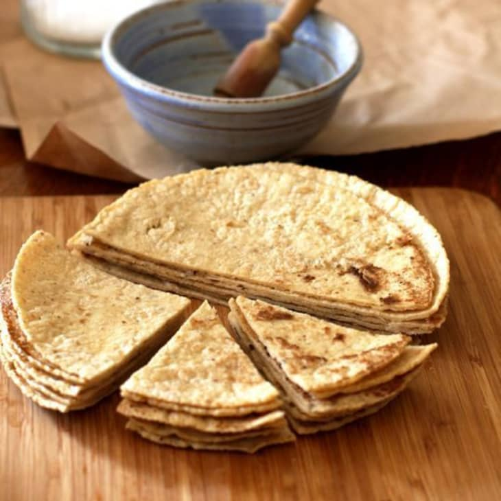 How To Make Healthier Baked Tortilla Chips