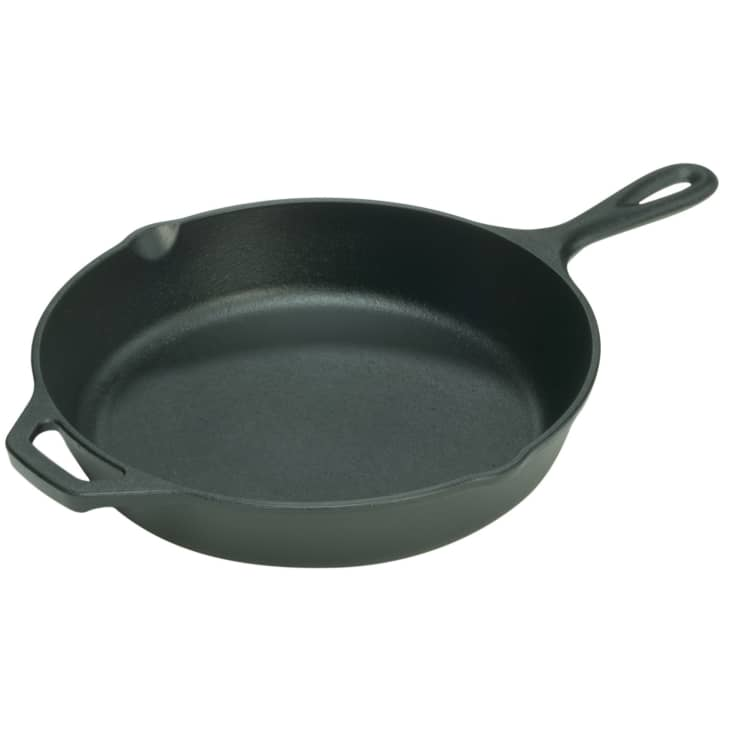 """Product Image: Lodge Seasoned Cast Iron 13.25"""" Skillet with Assist Handle"""